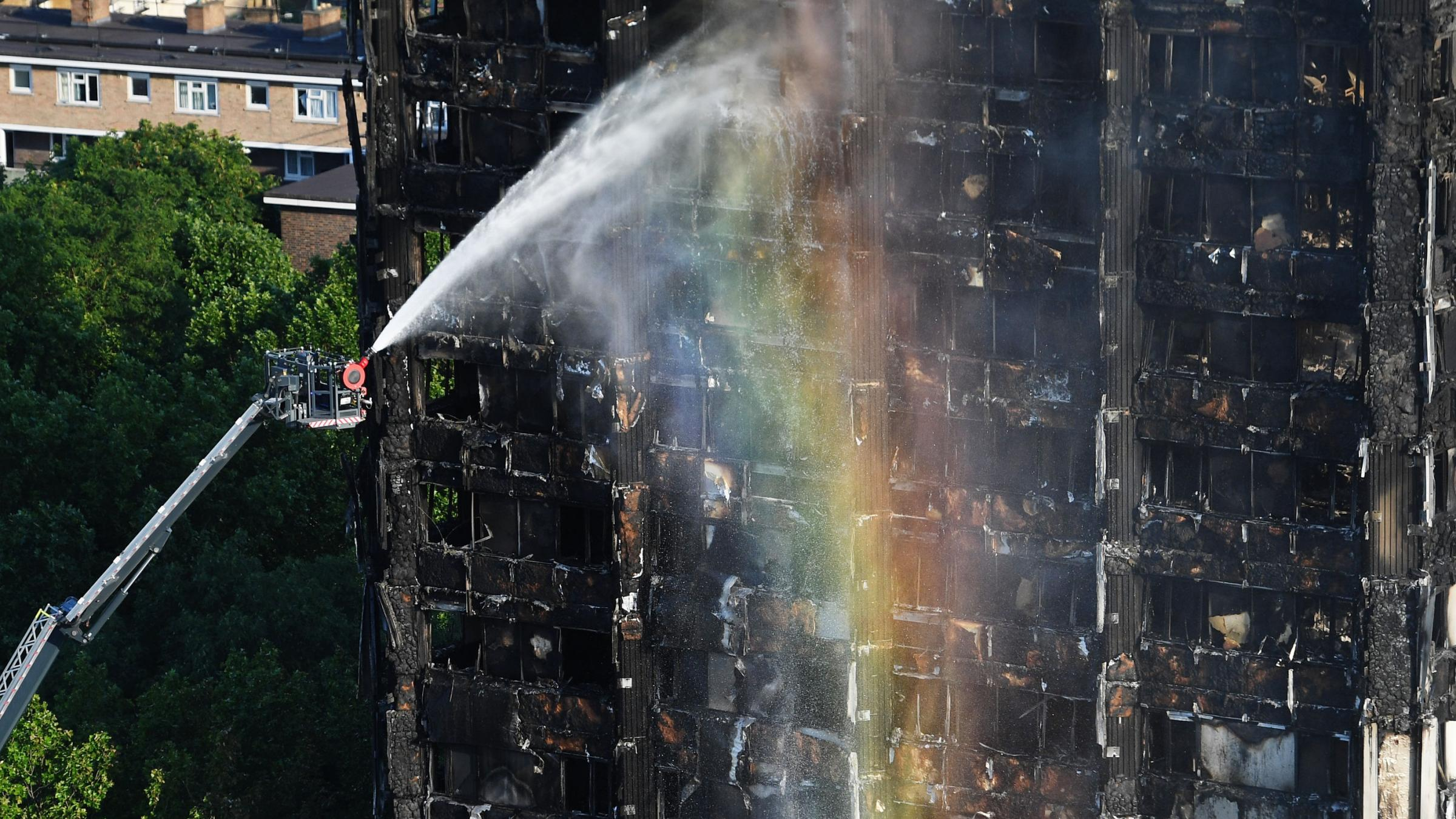 17 dead, public investigation sought in London tower fire
